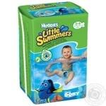 Huggies Little Swimmers Panties-diapers 3-4 12pcs