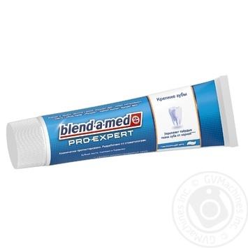 Зубна паста Blend-a-med Pro-Expert Міцна емаль 100мл - купити, ціни на МегаМаркет - фото 2