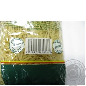 Макаронные изделия КМФ вермишель тонкая 400г - купить, цены на Novus - фото 4