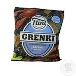 Сухарики Flint Grinki ржаные со вкусом вареные раки 70г