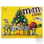 Набор подарочный M&M's & Friends Большая бандероль 329г