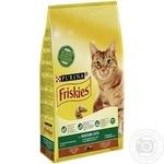 Food Friskies with chicken dry for cats 10000g