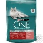 Purina One Dry For Steril Cat Food
