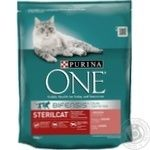 Purina One Sterilcat Dry For Steril Cat Food