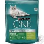 Purina One Indoor Turkey Dry For Cats Food