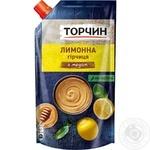 Горчица Торчин Лимонная с медом 115г