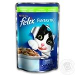 Felix Rabbit Canned For Cats Food 100g