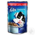 Felix Beef Canned For Cats Food 100g