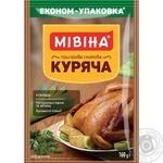 Приправа Мивина Куриная 160г