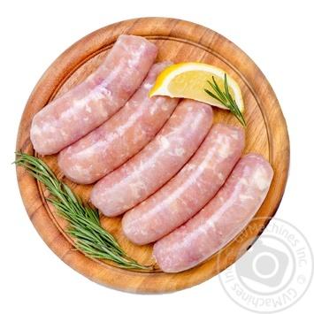 Колбаски гриль куриные охлажденные - купить, цены на Novus - фото 1