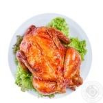 Курица запеченная медовая с карри - купить, цены на Novus - фото 1