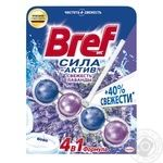 Bref Toilet blocks for the toilet Power Active Lavender 50g