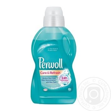 Perwoll Care&Refresh Laundry Detergent 900ml - buy, prices for Novus - image 1