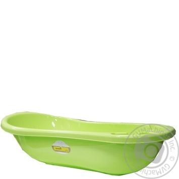 Prima-Baby Green For Children Bath 100cm - buy, prices for MegaMarket - image 1