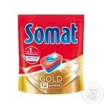 Таблетки Somat Gold для посудомоечных машин 36шт