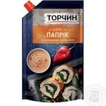 Соус Торчин Папрік 200г - купить, цены на Ашан - фото 1