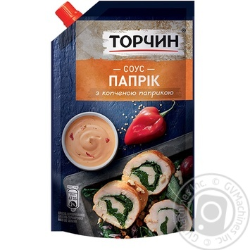TORCHYN® Paprika sauce 200g - buy, prices for Novus - image 1