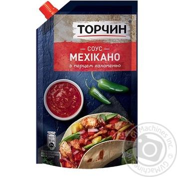 Соус ТОРЧИН® Мехикано 200г - купить, цены на Novus - фото 1