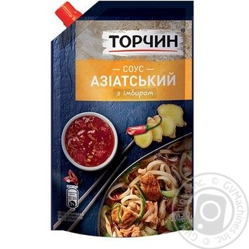 Torchyn Asiatic sauce 200g - buy, prices for Novus - image 1
