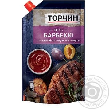 Соус Торчин Барбекю 200г - купити, ціни на Novus - фото 1