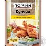 Приправа Торчин Куриная 90г - купить, цены на Novus - фото 1