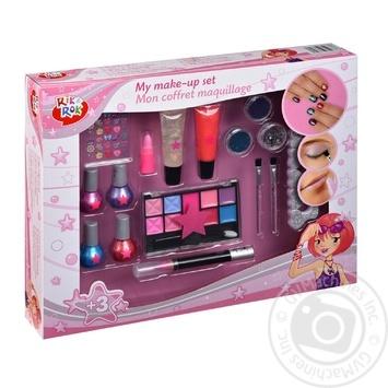 Набор One two fun Мой первый набор косметики - купить, цены на Ашан - фото 4