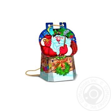 Новогодний подарок Конти в виде рюкзачка 402г - купить, цены на Novus - фото 2