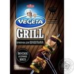 Приправа Вегета для шашлыка с овощами 25г