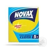 Серветки вологопоглинаючі Novax 5шт