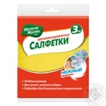 Melochi Zhizni Cleaning Napkin 3pc - buy, prices for Furshet - image 1