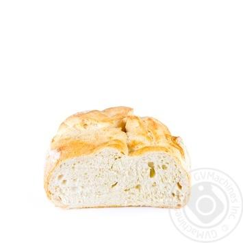 Хлеб Вулкан половинка 300г - купить, цены на Novus - фото 1