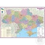 Карта України 1:1,5млн