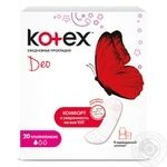 Kotex Deo SuperSlim Liners 20pcs