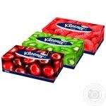 Салфетки Kleenex Family Boxes в коробке - купить, цены на Ашан - фото 3