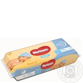Napkins Huggies for children - buy, prices for Novus - image 1