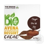 The bridge with cacao lactose free oat dessert 4*110g