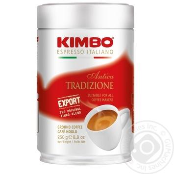 Kimbo Antica Tradizione ground coffee 250g