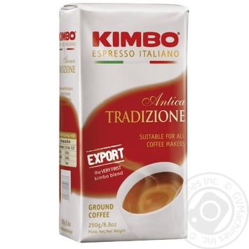 Kimbo Antica Tradizione ground coffee 250g