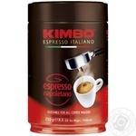 Кава Kimbo Espresso Napoletano мелена з/б 250г