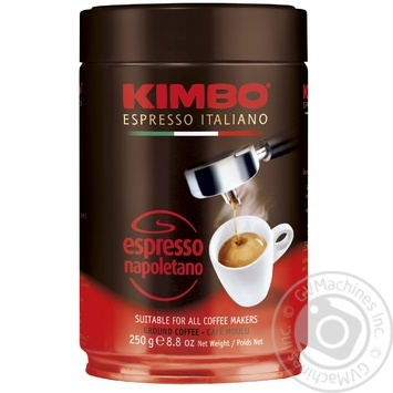 Kimbo Espresso Napoletano ground coffee 250g - buy, prices for Novus - image 1
