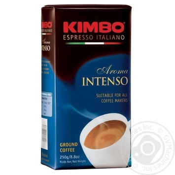 Kimbo Intenso Ground Coffee 250g - buy, prices for MegaMarket - image 1