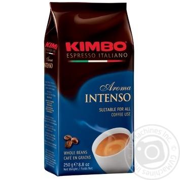 Kimbo Intenso whole beans coffee 250g