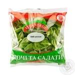 Беби шпинат Пучок свежачок 75г - купить, цены на Ашан - фото 4
