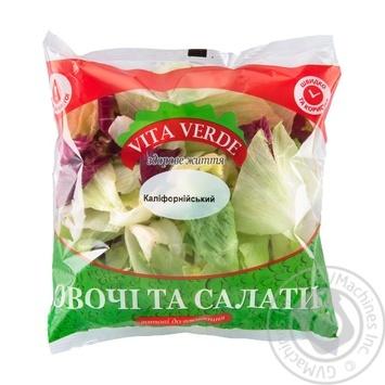 Vita Verde California Salad Mix, 1 Bag - buy, prices for Auchan - image 1