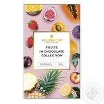 Конфеты Любимов фрукты в шоколаде 150г - купить, цены на МегаМаркет - фото 1
