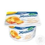 Йогурт Danone Живинка Абрикос-Облепиха 1,5% 115г