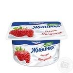 Йогурт Данон Живинка клубника 1.5% 115г