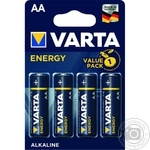 VARTA Energy AA BLI 4 battery - buy, prices for Novus - image 1
