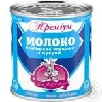 Молоко згущене Заречье Преміум незбиране з цукром 8.5% 370г - купити, ціни на Novus - фото 1
