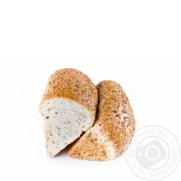 Хлеб 9 зерновых 400г - купить, цены на Novus - фото 1